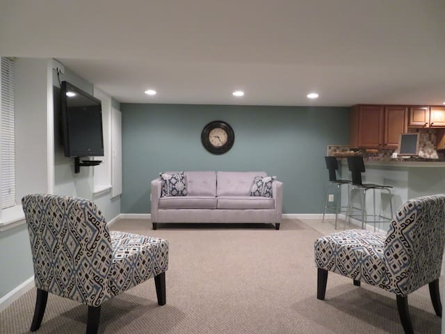 Cozy Guest Suite Mins to Downtown - Washington - Apartamento