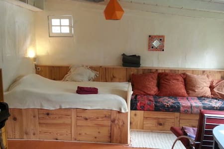 Cosy Amstel guesthouse with garden - Amszterdam - Lakás