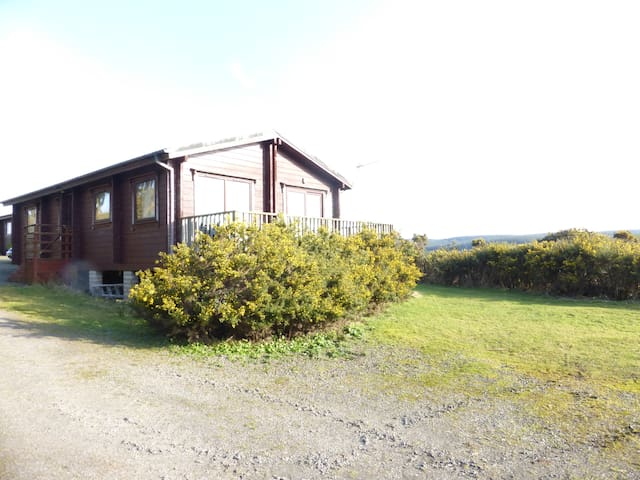 Holmes Lodge - Woolfardisworthy - Chalet