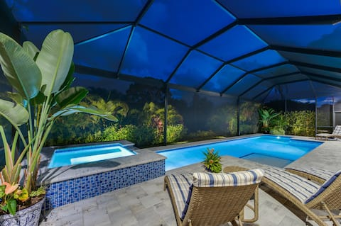 Luxury Private Pool & Spa Home on Double Lot