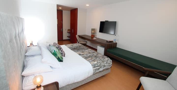Habitación Deluxe en Cota, Cundinamarca