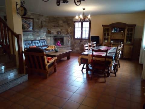 Casa Las Nieves (San Ciprian)