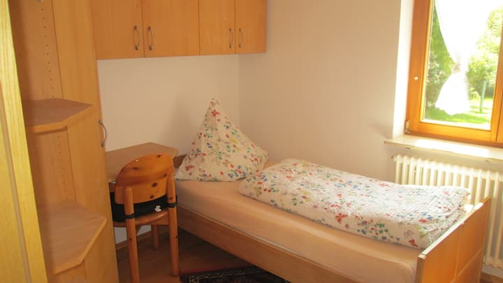 Gemütliches Gästezimmer direkt am Bodensee