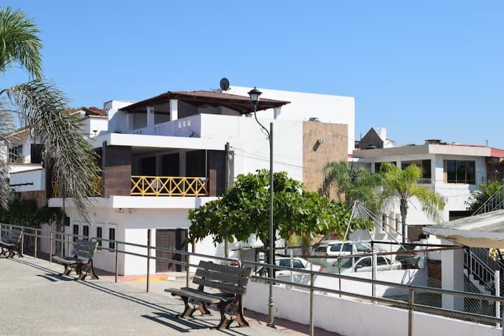 """Casa Milagrosa"" Oceanfront house."