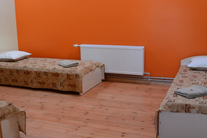 A room in Sigulda centre (3 beds)