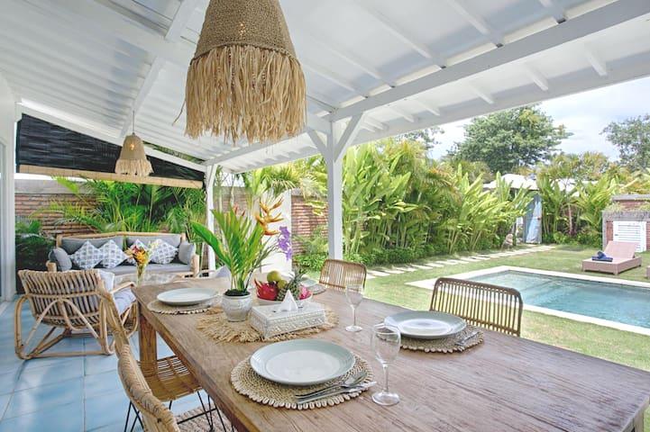 Villa Damai 2 in Bingin Beach