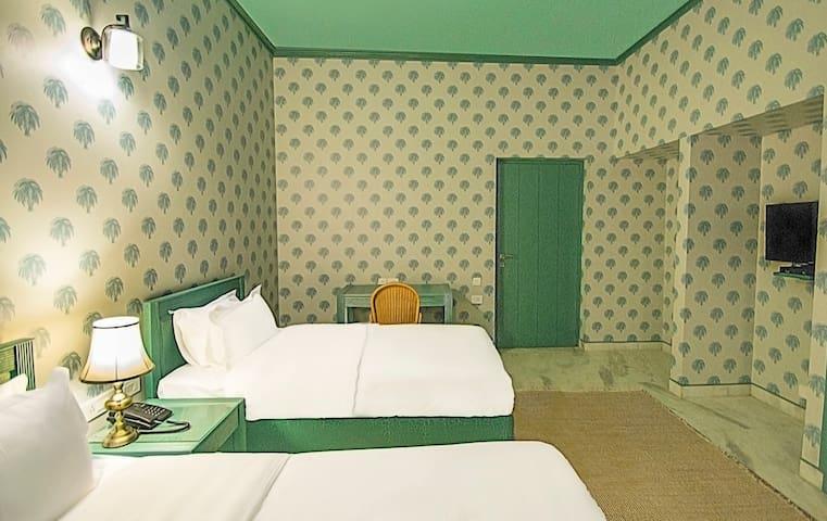 Jaisalmer Luxurious Twin Room