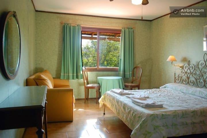 Habitación 1 Privada ( Casal, Matrimonial )