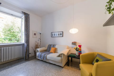 Biker Apartment in FINALE LIGURE - with GARDEN