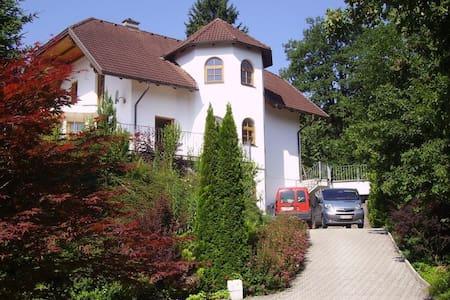 Gemütliches Ferienappartement in Seenähe - Reifnitz - 附属单元(In-law)