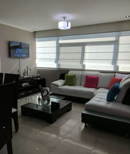 City apartment with great view!! - Guayaquil - Apartament