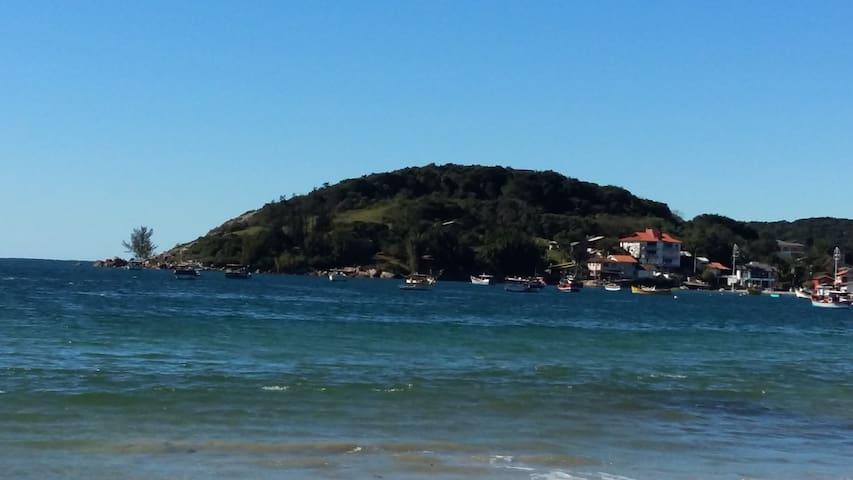 Apartamento na Praia da Pinheira - Praia de Cima (Pinheira) - Apartment