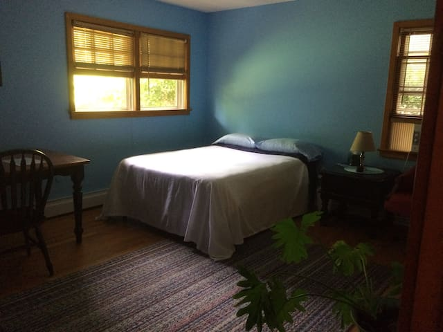 The Blue Room in  the Quaint Hamlet of Tillson
