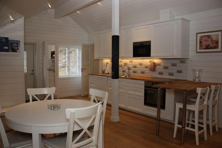 Nybyggd, modern lägenhet i unik lantlig miljö - Fjärås, Kungsbacka Ö - Apartment