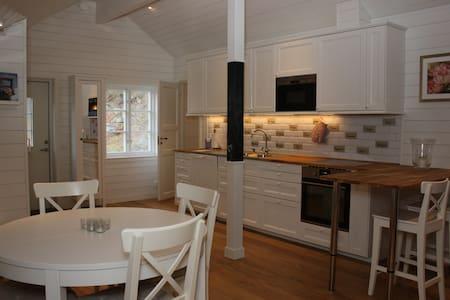 Nybyggd, modern lägenhet i unik lantlig miljö - Fjärås, Kungsbacka Ö