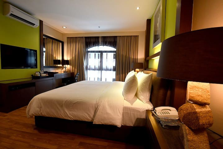 IHM  Deluxe Room @ Malacca City Central