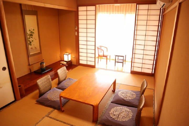 Izu Hatano Onsen Seizan Japanese Room 7.5 tatami