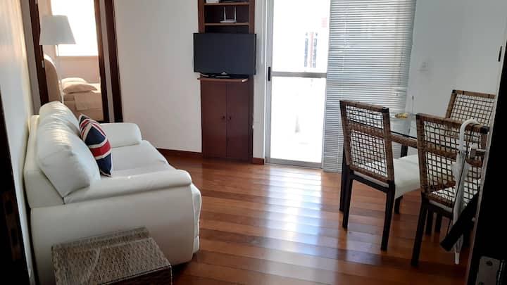 Apartamento Funcional no coração da Savassi