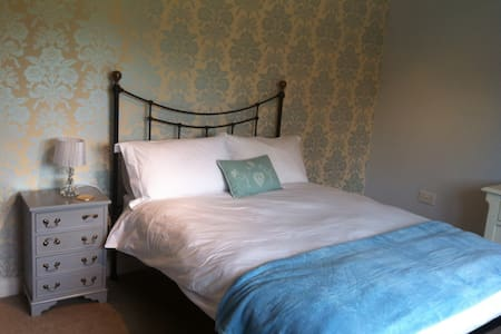 EAST Dunster Deer farm B&B 3 - Tiverton - Bed & Breakfast