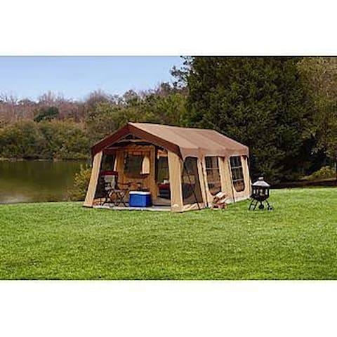 Porch Tent - Santa Ana
