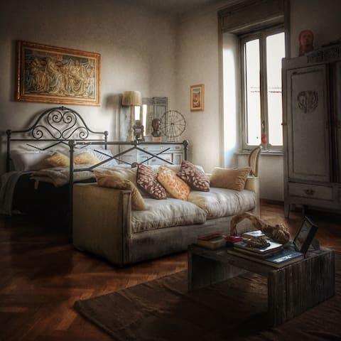 Appartamento in palazzo storico - Asti