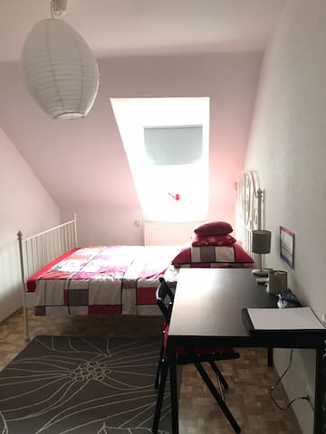 Privatzimmer in Konstanz-Paradies