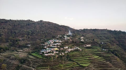 Isoti, authentic Himalayan village homestay.