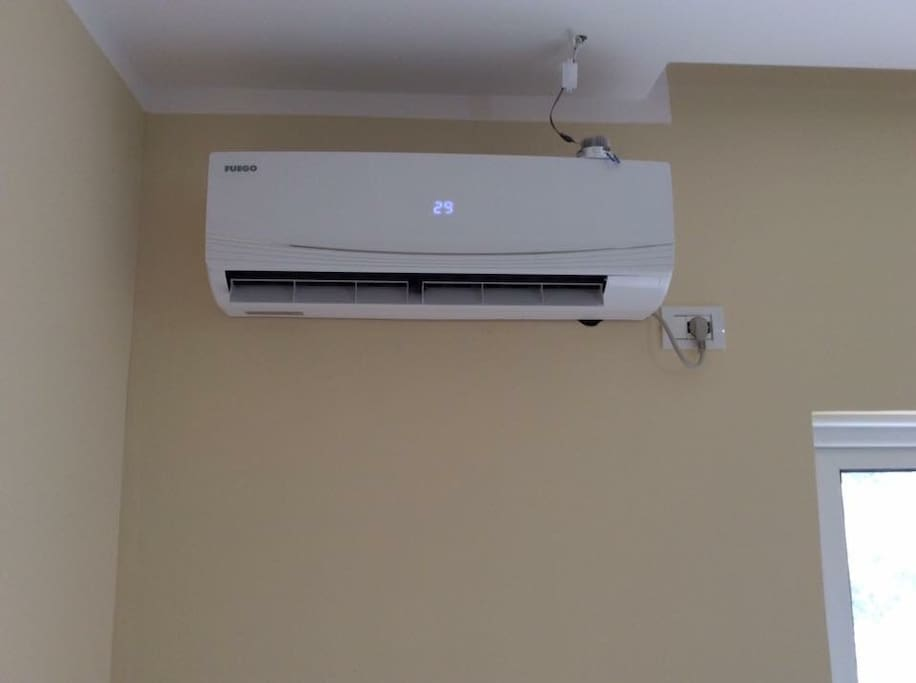 Inventor air conditioning and heating