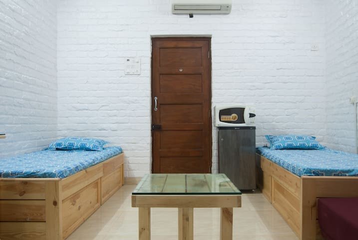 Airport StopOver Studio Apt with Optional Pik/Drop - Mumbai - Casa