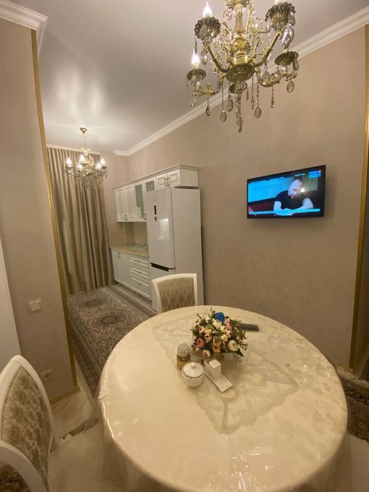 Квартира на Горького 36