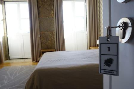 Hostel Casa do Pinheiro - Quarto Pinheiro - Hostel