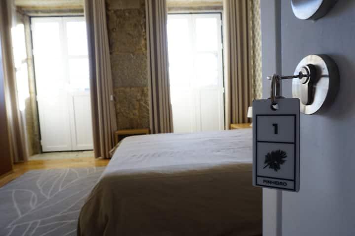 Hostel Casa do Pinheiro - Quarto Pinheiro