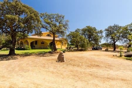 Bella villa nella periferia di pula - Pula - Casa de campo