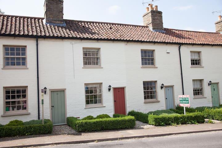 Dormouse Cottage - Grimston - Rumah