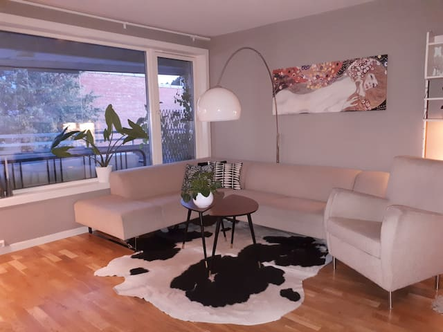 Large and modern 3 bedroom appartment.