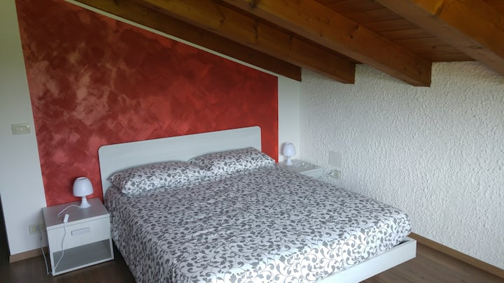 Triple room with panoramic view (Room 4)