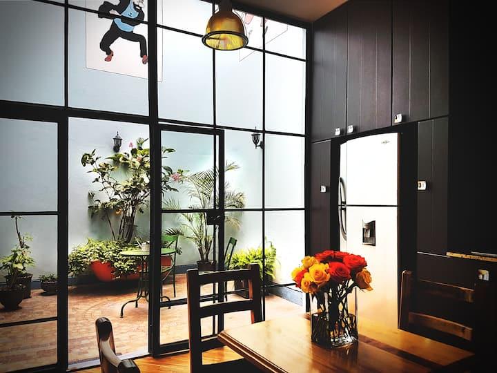 Luxury Apartment In Quito