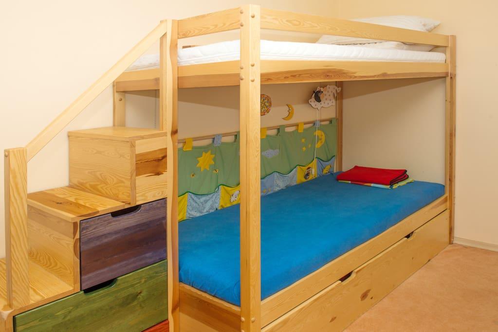 Bedroom no. 2 (Bunk bed)