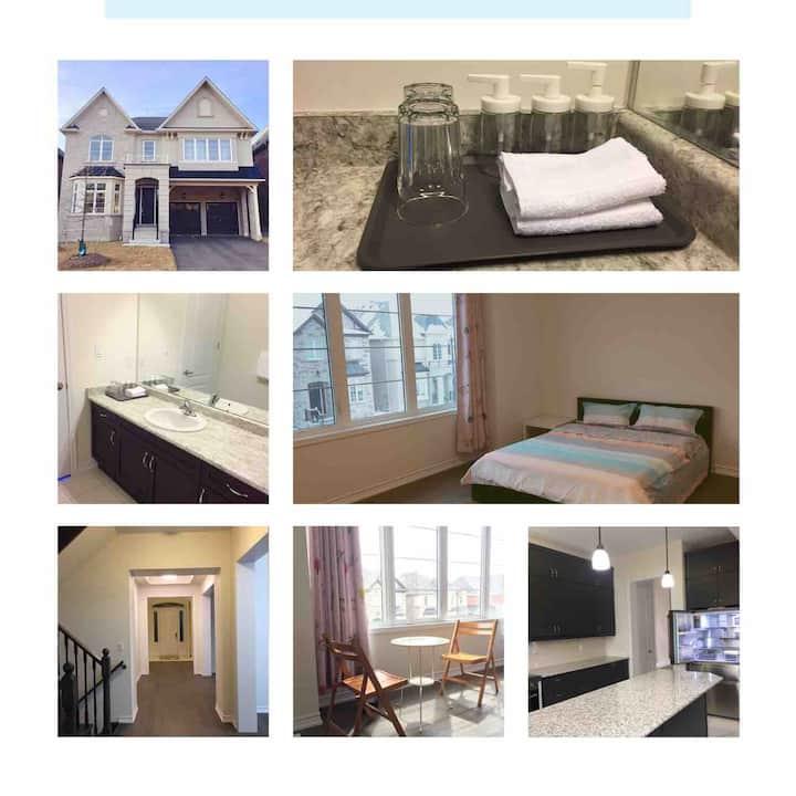 Brand New Detach House Private Room