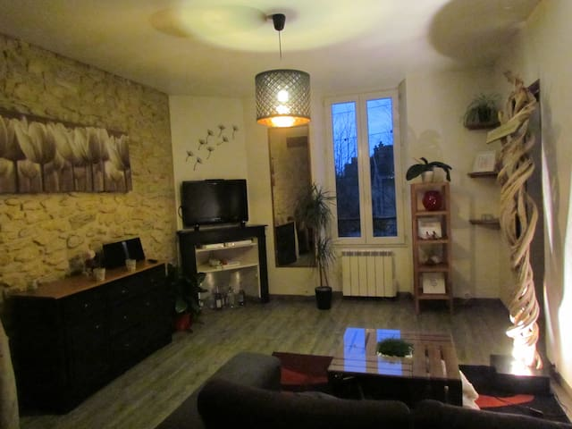 Appartement 45m2 à 25min de Paris - Melun - Wohnung