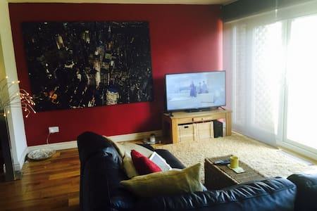 Bramhall area. Open plan house - Talo