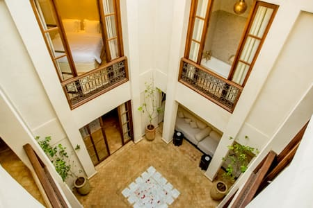 Dar Zennou - Entire Riad, Plunge Pool