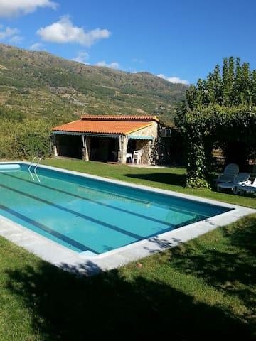 casa campo valle del jerte - Navaconcejo - Apartment