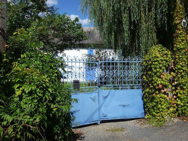 Bigourdane de charme avec piscine près de Tarbes - Orleix