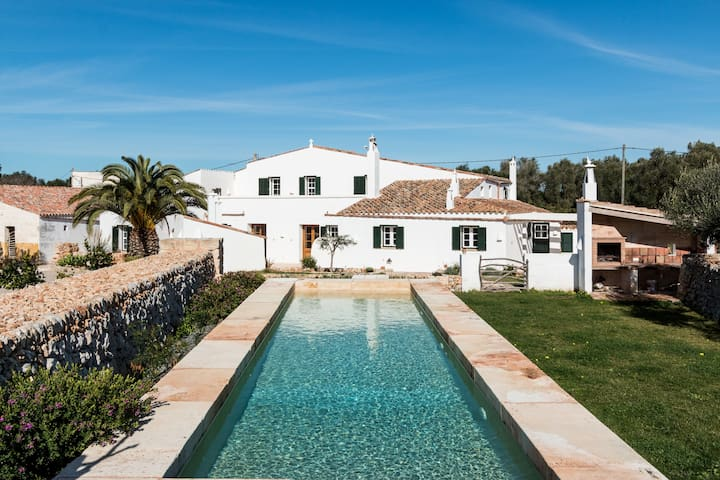 Charming country house - Es Castell - Timeshare