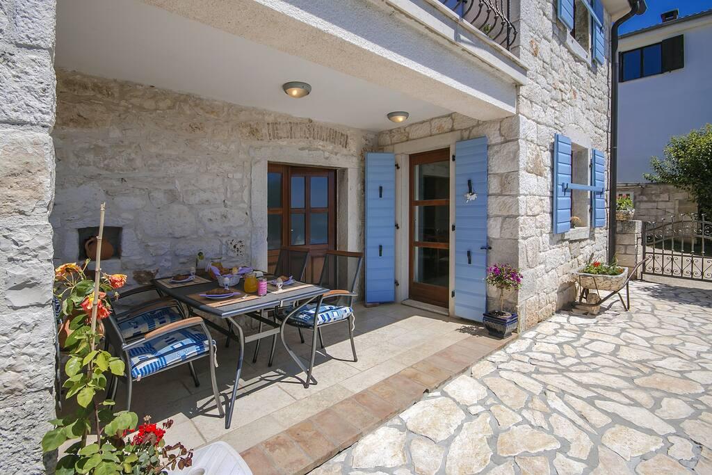 Exterior - Terrace