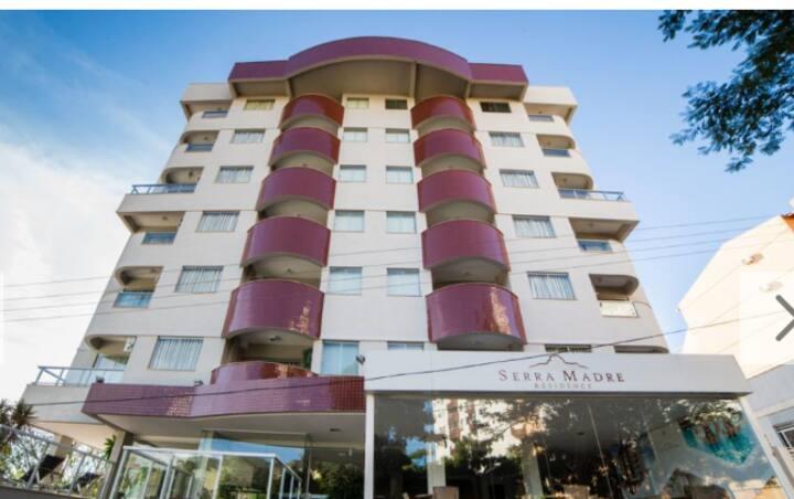 Apart-hotel em Rio Quente