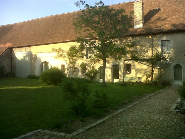 Maison de charme près de Chambord - Huisseau-sur-Cosson