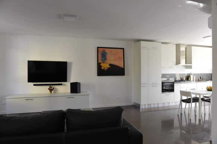 Renovated apartment in historic centre of Tuoro