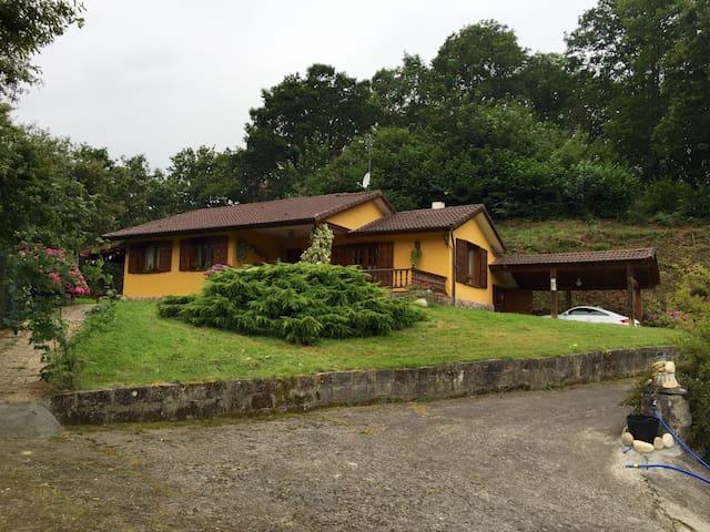 Casa en el campo con encanto - Nava - House